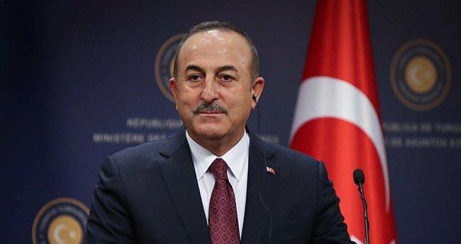 Dışişleri Bakanı Çavuşoğlu: Üretim Kapasitemiz Artıyor, Çarklar Dönmeye Başladı