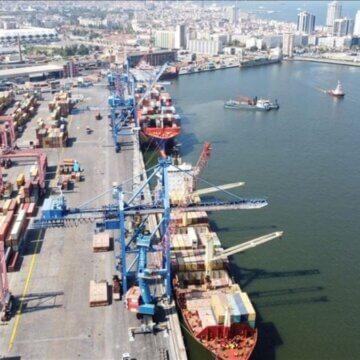 Tarragona ile İzmir Limanına Yeni Ro-Ro Hattı