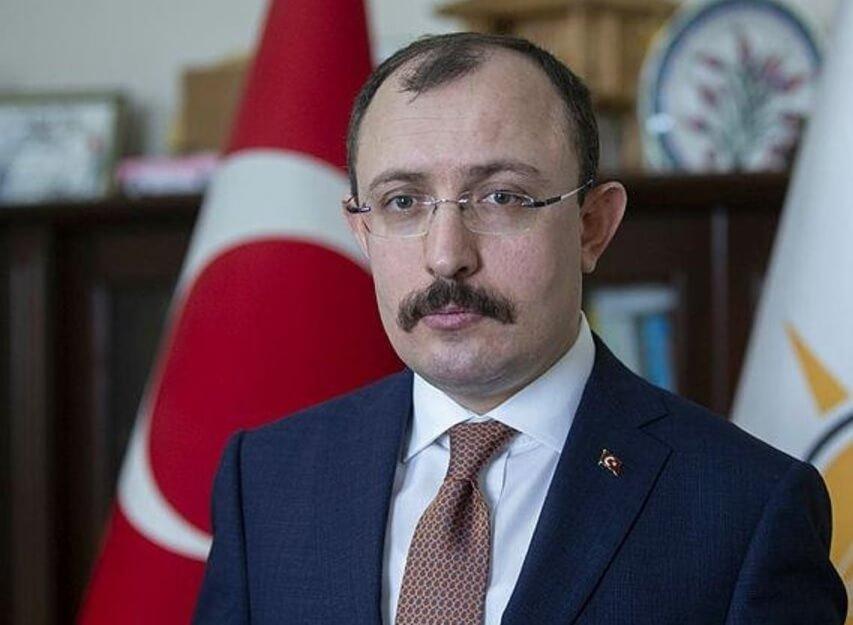 Ticaret Bakanlığı Görevine Ruhsar Pekcan'ın Yerine Mehmet Muş Atandı.