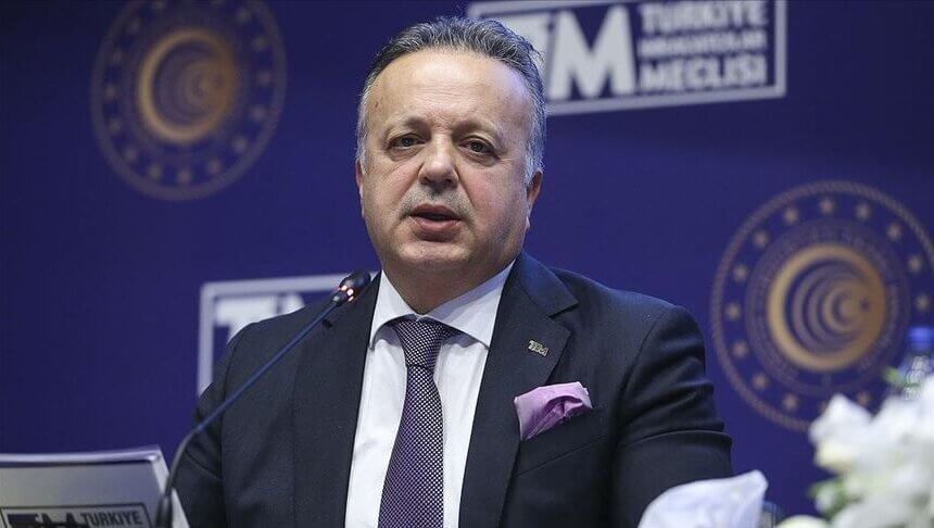 TİM Başkanı Gülle 200 Milyar Dolarlık Yeni İhracat Hedefini Değerlendirdi